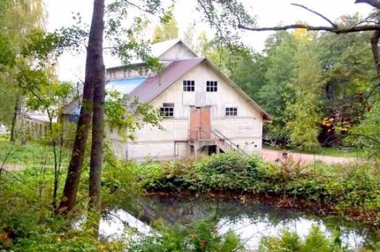 Pernio, Finlandiya: Matildedal