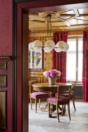 Villa Flor: Frühstückszimmer