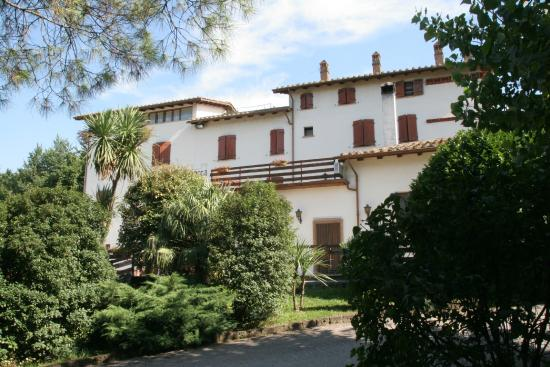 Hotel La Rocca: esterno