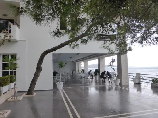 Hotel Jaroal: Restaurant