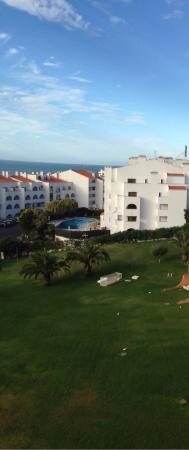 Hotel Paraiso de Albufeira: View from room