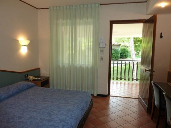 Hotel La Rocca: camere