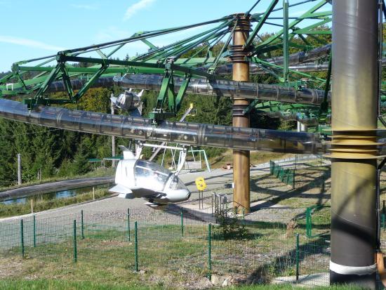 Brotterode-Trusetal, Deutschland: ...eines von vielen Attraktionen
