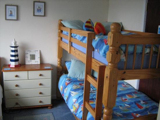 Panorama Guest House: The kids will be comfy