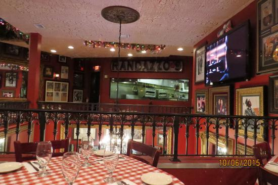 Old Style Italian Restaurant Picture Of Randazzos Little Italy
