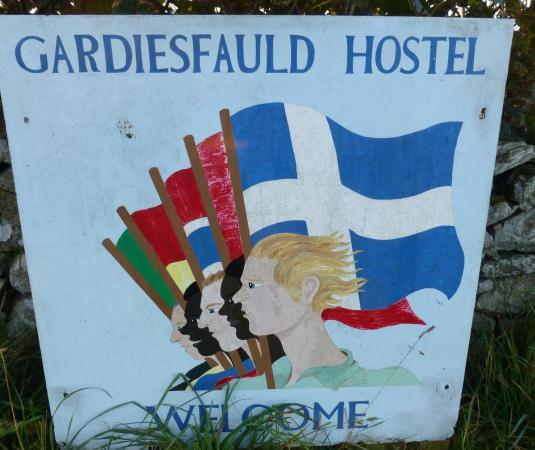 Unst, UK: Gardiesfauld Hostel