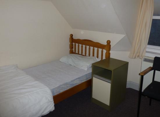 Unst, UK: Twin Bedroom