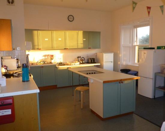Unst, UK: Kitchen