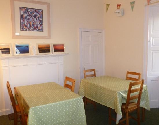 Unst, UK: Dining Room