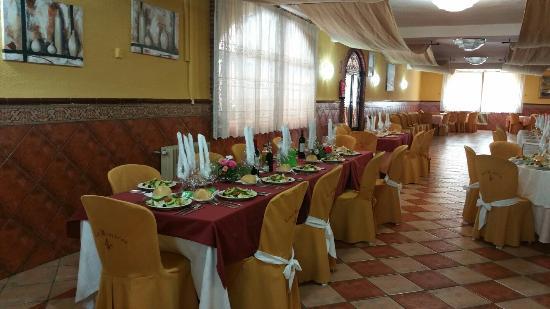 Restaurante Las Mimbres