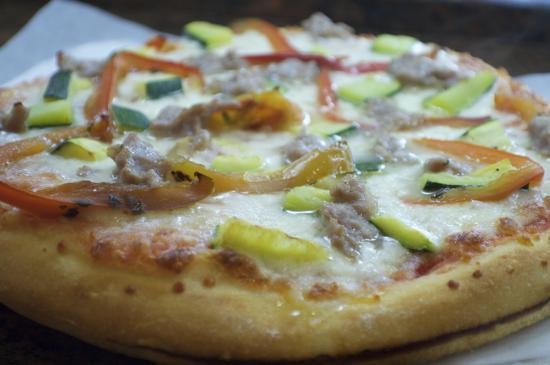 Pizzeria Coco's: vegetariana