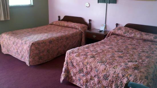 Rich Creek, Virginie : Room With Double Beds