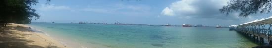 Labuan Town, ماليزيا: Pulau Papan, Sabah, Malaysia. Just off the coast of Labuan Island