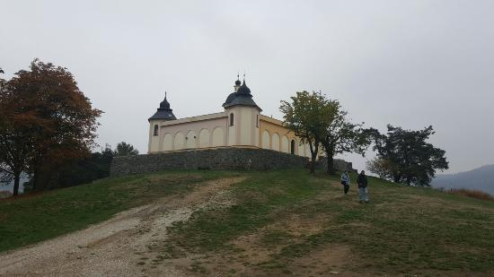 Susice, Çek Cumhuriyeti: Kaple Svateho Andela Strazce