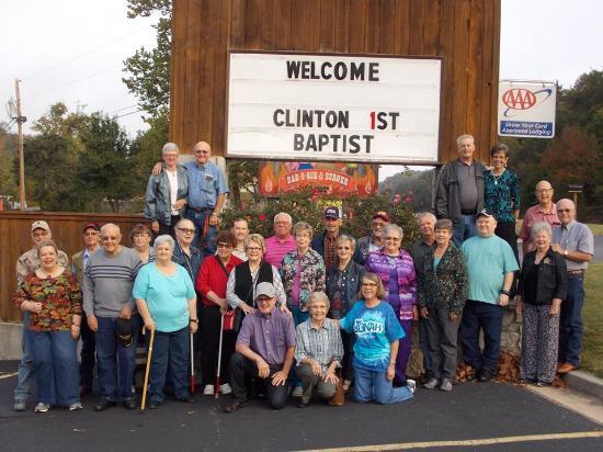 Fall Creek Inn & Suites: First Baptist Church, Clinton, OK Senior Adult Ministry