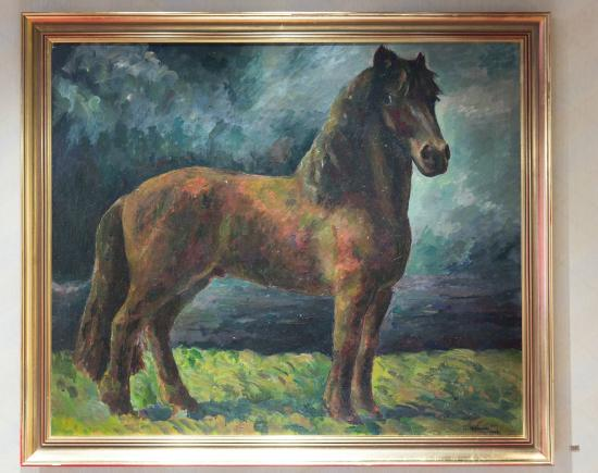 At Hotel Holt we have over 300 art items on display