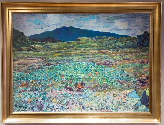 Hotel Holt: Original Icelandic Art on display througout the Hotel