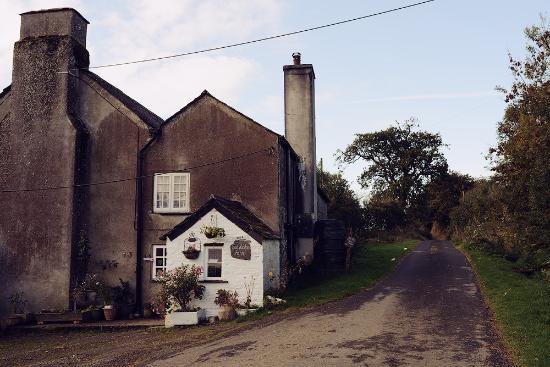 Lewdown, UK: East Raddon Farm