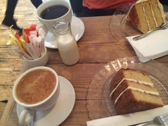The Elk of Chorlton: Great coffee and cake
