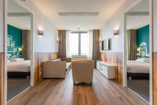 Amsterdam id aparthotel bewertungen fotos for Aparthotel amsterdam