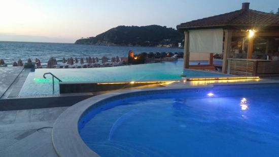 Biodola, Italien: Stupendo