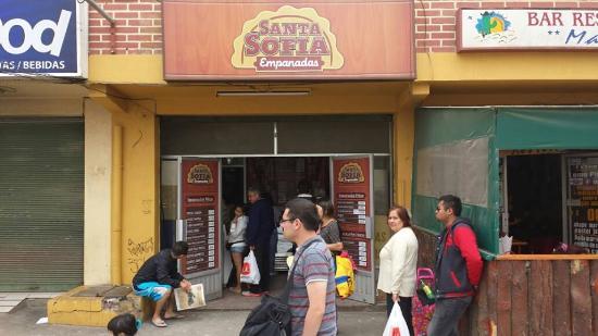 Empanadas Santa Sofia