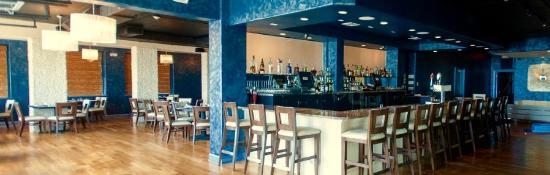 Bar Area at SeaSalt Restaurant in Cape May, NJ
