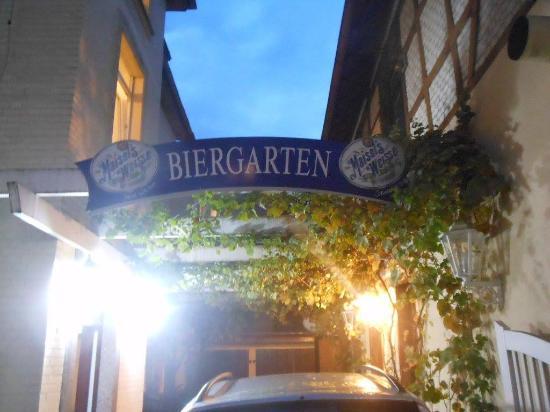 Biergarten/ Pfalzer Hof