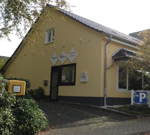 Al Dente in Leichlingen, außen unauffällig, innen gut.