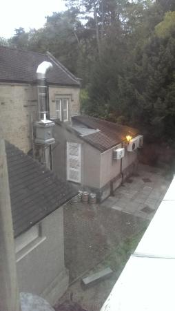Brynmenyn, UK: View from the window