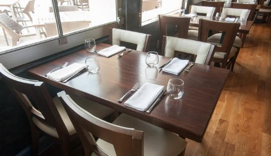 Every table has a view at seasalt restaurant in cape may nj foto seasalt restaurant cape may - Book a restaurant table online ...
