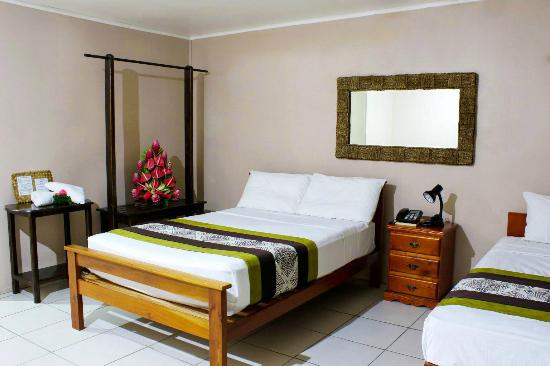 Apia Central Hotel: Room