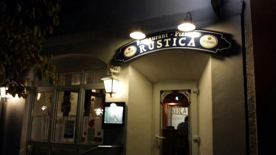 Extertal, Deutschland: Grill-Pizzeria Rustika