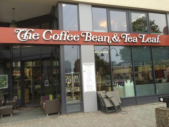 The Coffee Bean & Tea Leaf: Coffee to go in der Kölner Altstadt am Heumarkt