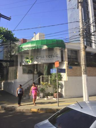 Casa Verde Restaurante