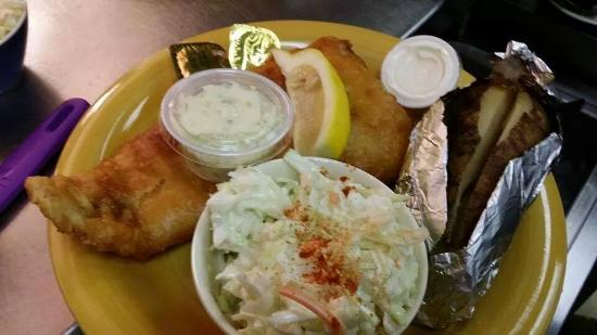 Brocton, Nowy Jork: Their Friday Fish Fry