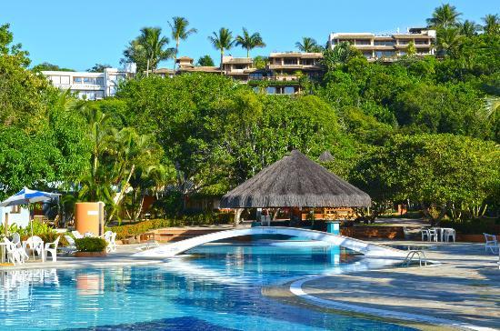 Mar Paraiso Resort : Área Social do Mar Paraíso
