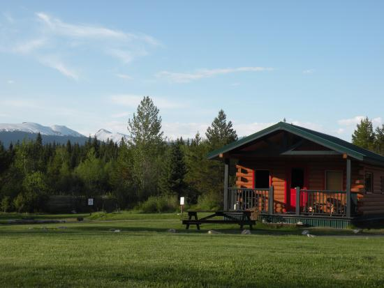 Crescent Spur, Canada : cabin