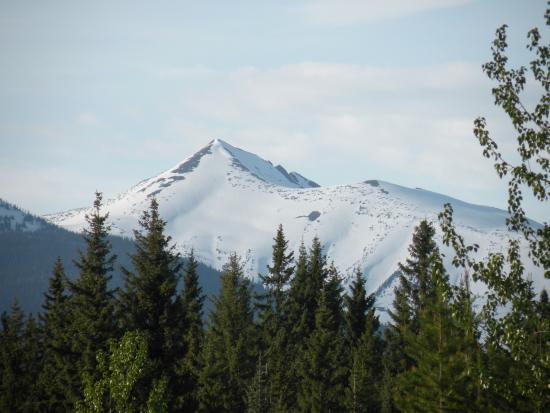 Crescent Spur, Canada : views