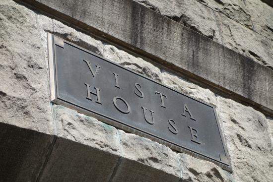 Hood River, Oregón: Vista House sign