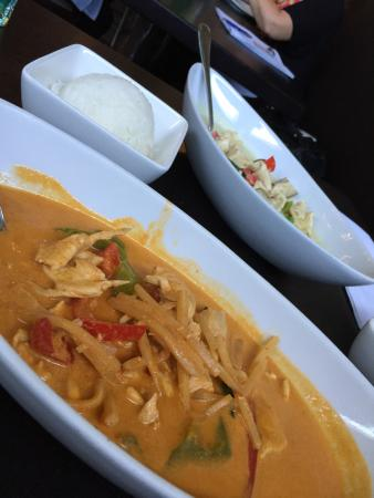 Thai Talay : Curry
