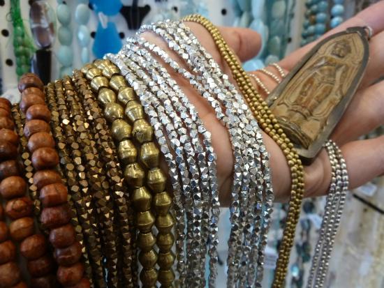 Cambria Beads: Tibetan treasures