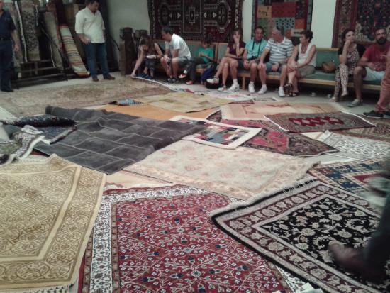 F Brica Alfombras Nevsehir Foto Sultanhisar Carpet