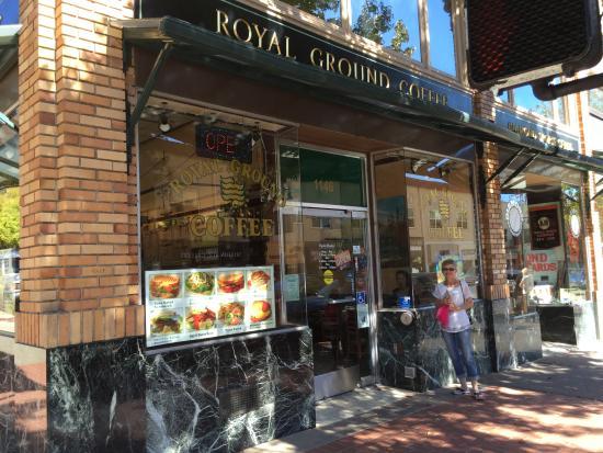 Breakfast Cafes San Rafael
