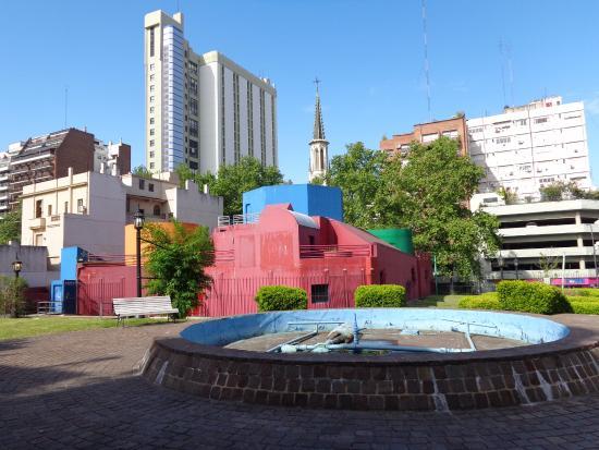 Plaza Boris Spivacow