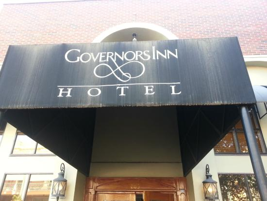 Governors Inn: Exterior
