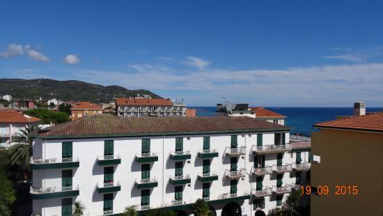 Casavacanze Internazionale: Вид с балкона номера