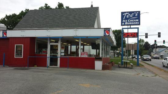 Tee's Ice Cream