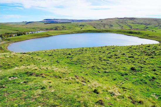 Le Lac d'En Haut (La Godivelle, 63)