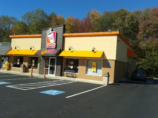 Dunkin Donuts in Rehoboth Rte 118
